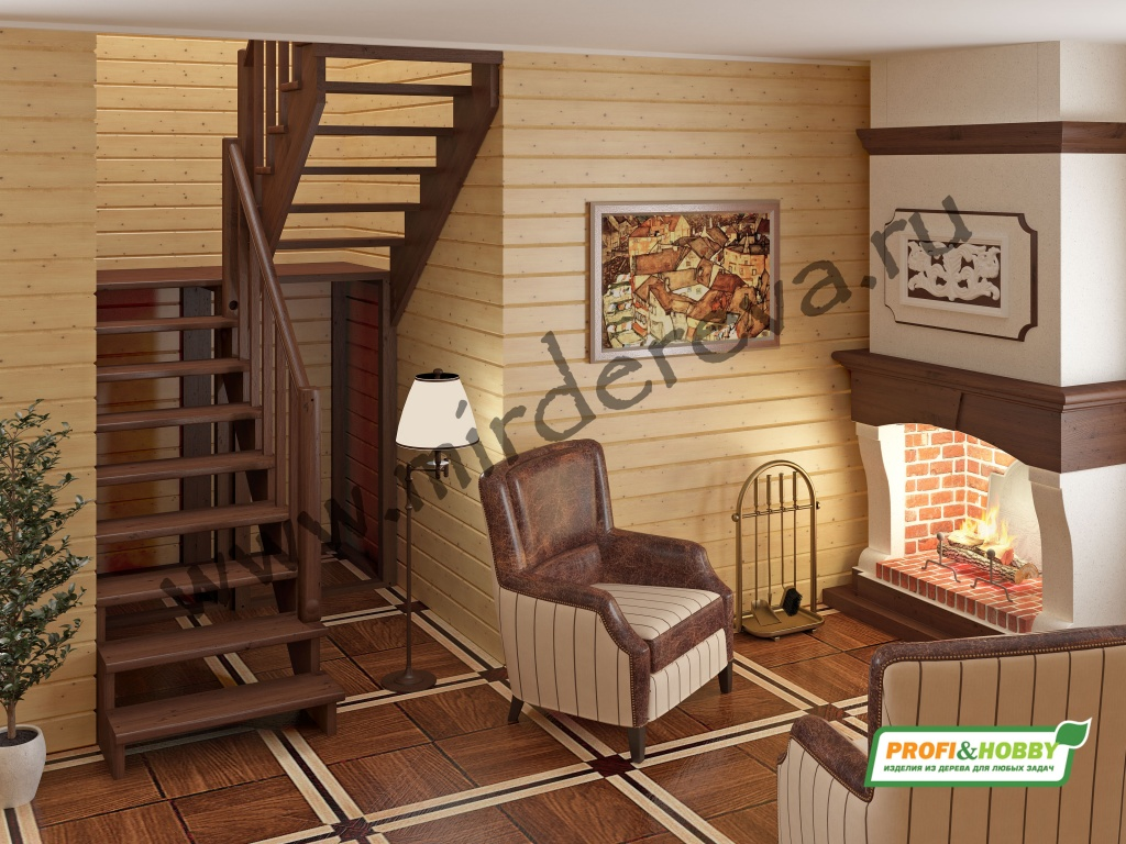 Лестницы на второй этаж по низкой цене